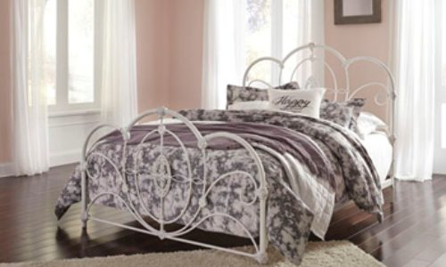 Loriday Headboard and Footboard