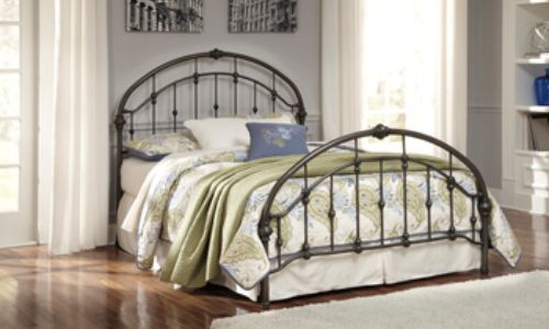 Nashburg Headboard and Footboard
