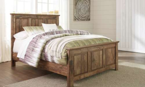 Blaneville Headboard and Footboard