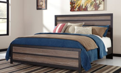 Harlinton Headboard and Footboard