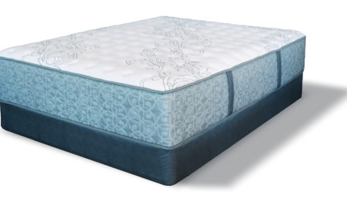 Whispering Pines Cushion Firm Support Mattress Set