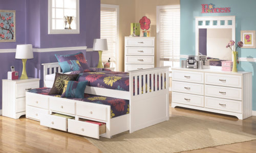 Lulu Trundle Bed