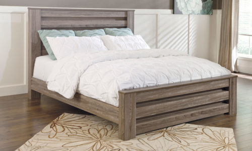Zelen Panel Headboard/Footboard Set