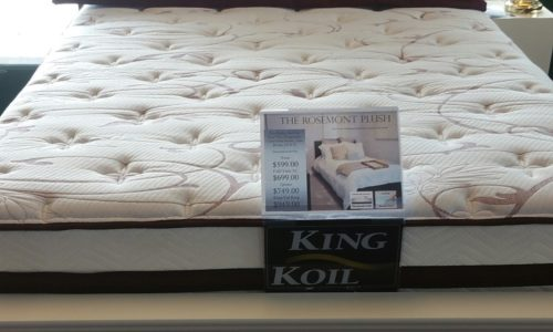 Rosemont Plush Mattress Set