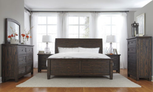 Trudell Queen Size Headboard/Footboard