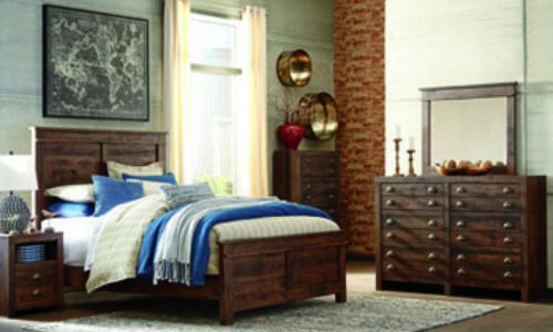 Hammerstead Headboard/Footboard/Bedroom Set