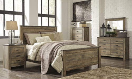 Trinell Headboard/Footboard/Bedroom Set B446